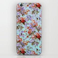 fleuri iPhone & iPod Skin