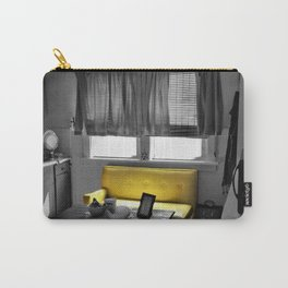 Kitchen Couch, Yellow Carry-All Pouch