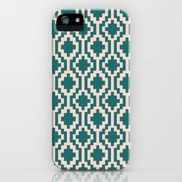 Mapuche Jade Blush iPhone Case