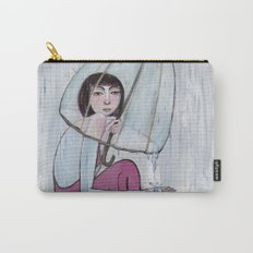reaching out from within Carry-All Pouch