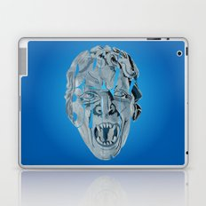 Don't blink weeping angel Laptop & iPad Skin