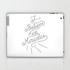 Miracles Laptop & iPad Skin