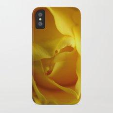 Yellow Roses #4 iPhone X Slim Case