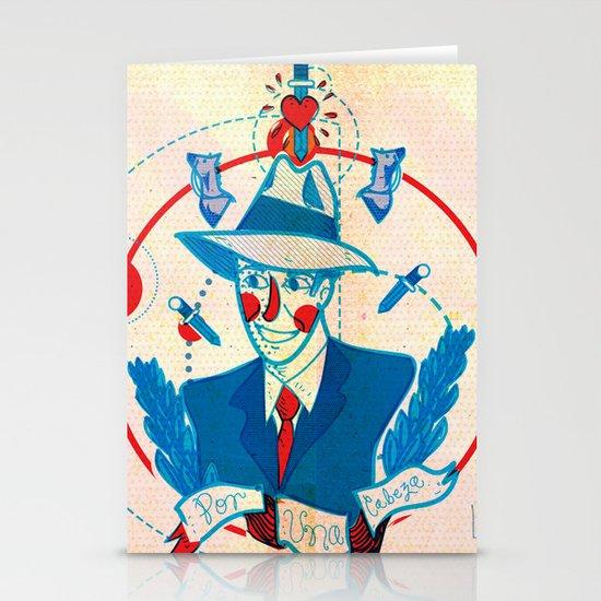 Gardel Stationery Cards