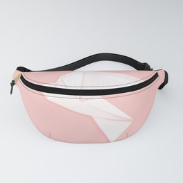 Origami dove Fanny Pack