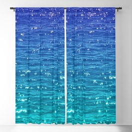 SEA SPARKLE Blackout Curtain