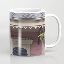 New Orleans Pink Creole Cottage Coffee Mug