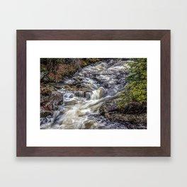 The Smith River 2 Framed Art Print