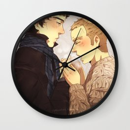 Warm up, Holmes Wall Clock