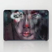 fairy iPad Cases featuring fairy by Irmak Akcadogan