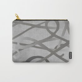 GREY MATTER. Carry-All Pouch