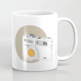 Yashica Electro 35 GSN Camera Coffee Mug