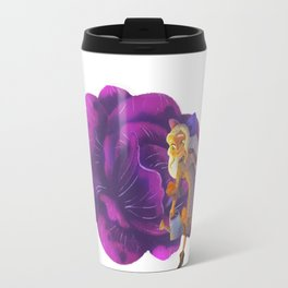 Purple Cabbage Travel Mug
