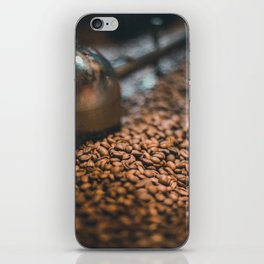 Roasted Coffee 4 iPhone Skin