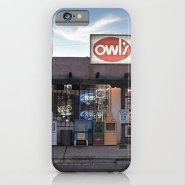 Liquor Store Santa Fe iPhone Case