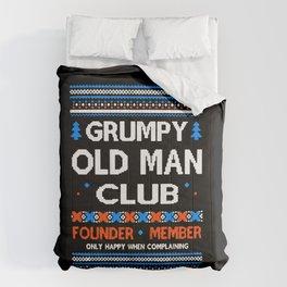 Grumpy Old Man Comforters