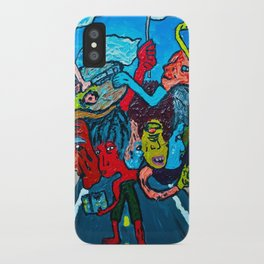 People and Generations  iPhone Case
