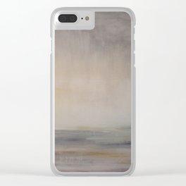 Cloudburst Clear iPhone Case