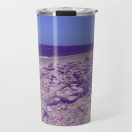 Purple Gaze Travel Mug