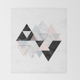 TileGlam Throw Blanket
