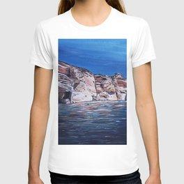 Red Rocks at Lake Powell T-shirt