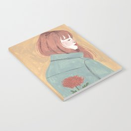 Chrysanthemum Jacket Notebook