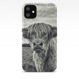 Highland Cow II iPhone Case