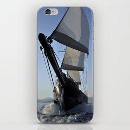 big sailboat sailing iPhone Skin