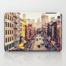 New York City iPad Case