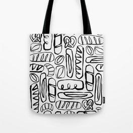 Carb Loading Tote Bag