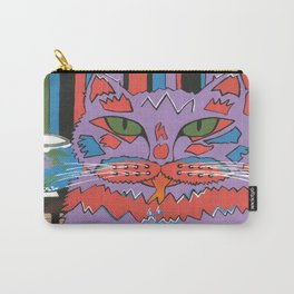 Cat Attack -Animal Carry-All Pouch