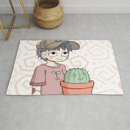 Cactus Gal Rug