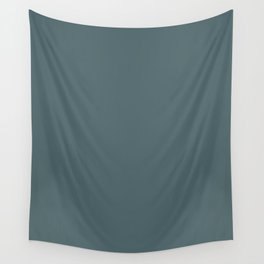 Stormcloud - solid color Wall Tapestry