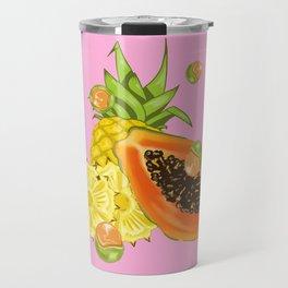 Tropical Trio Travel Mug