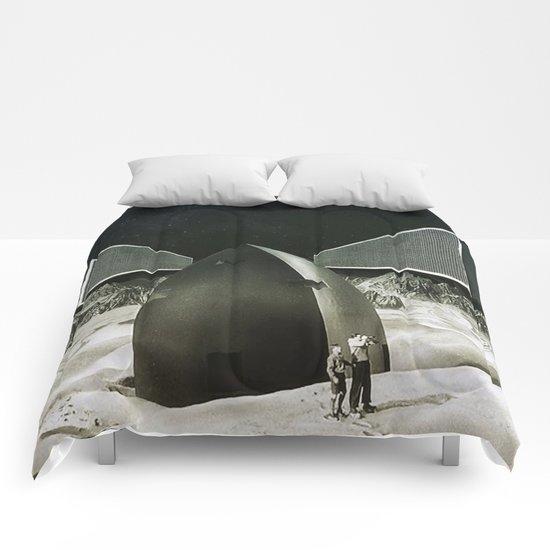 Exploring New Horizons Comforters