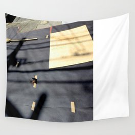Paved With Good Intentions Wall Tapestry