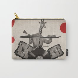 Anthropomorphic N°24 Carry-All Pouch