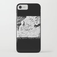 aang iPhone & iPod Cases featuring Aang Against the Fire Nation by pigboom el crapo