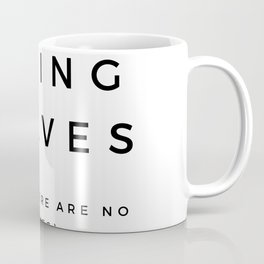 Seeing Wolves (Where There Are No Wolves) 08 Coffee Mug