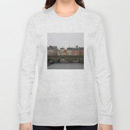 Copenhagen buildings Long Sleeve T-shirt