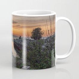 Sunset in Folly Cove 5-5-18 Coffee Mug
