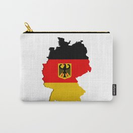 Germany map Carry-All Pouch