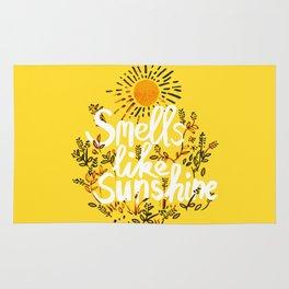 Smells Like Sunshine Rug