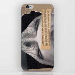 Universe Collage iPhone Skin