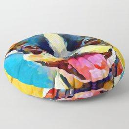 Boston Terrier 2 Floor Pillow