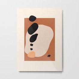 Abstract Art 58 Metal Print