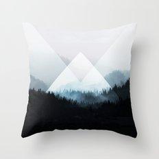 Woods 5Z Throw Pillow