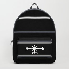 Icelandic Magical stave - Að unni  Backpack