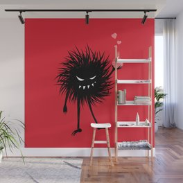 Evil Bug Made A Love Potion For You Wall Mural