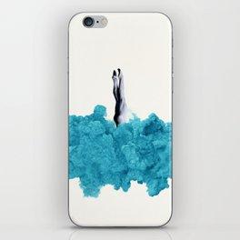Into the Smoke iPhone Skin